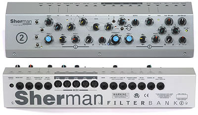 Sherman Filterbank